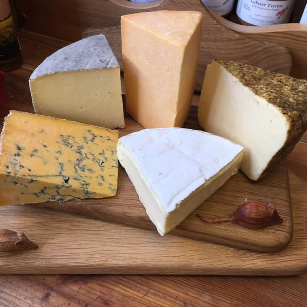 £40 British Cheese Selection